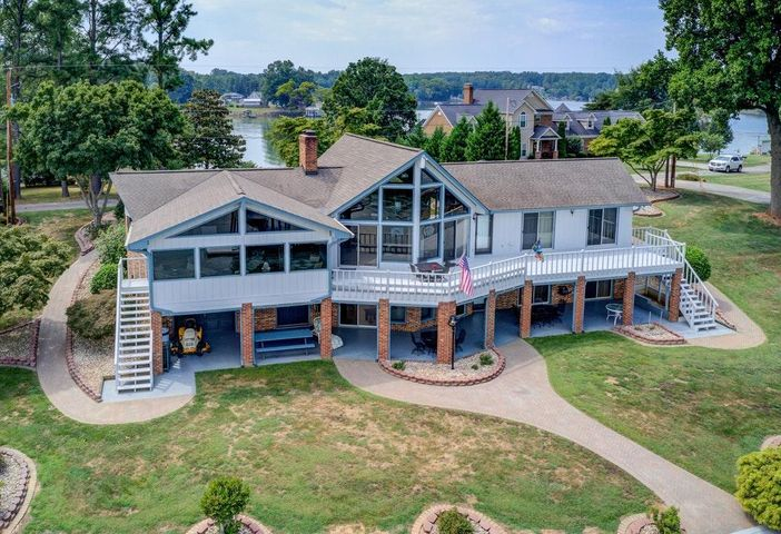 484 Lake Point DR, Penhook, VA 24137
