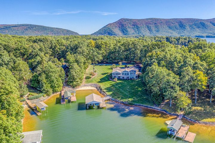 407 Saunders Point RD, Huddleston, VA 24104