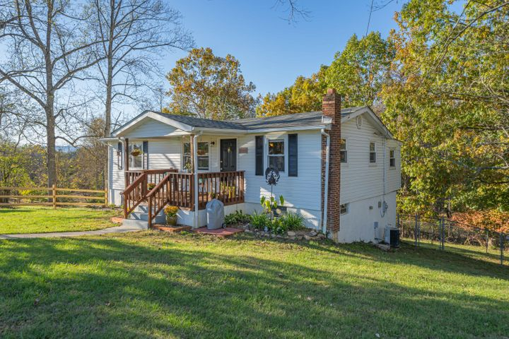 in Southern Botetourt and Truly move-in ready