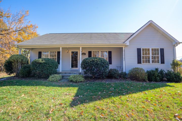 This ranch features leveling living with upper laundry, large master suite with oversized WIC.