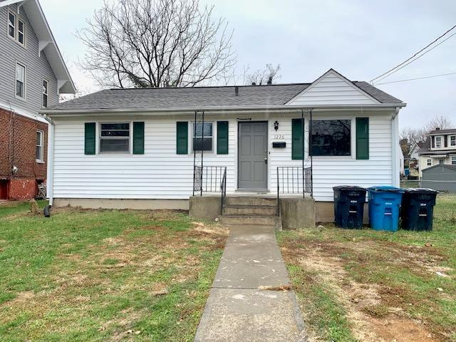 1226 Grayson AVE NW, Roanoke, VA 24017