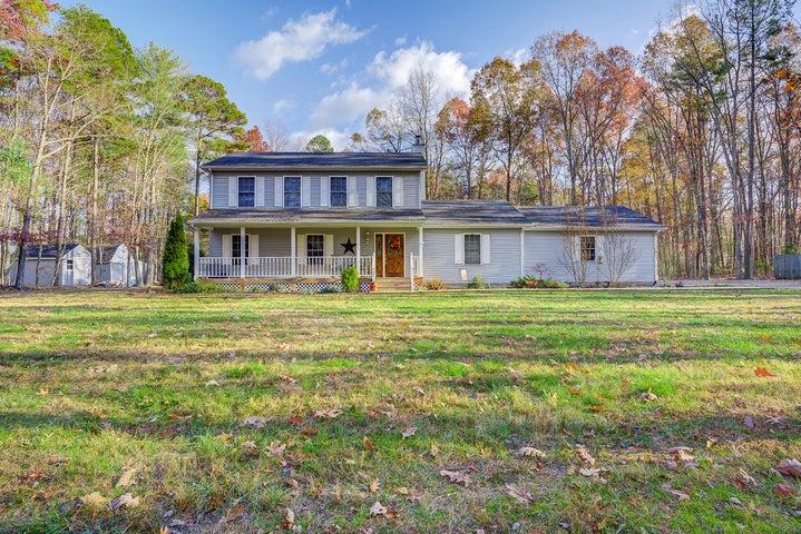 24381 Craigs Creek RD, New Castle, VA 24127