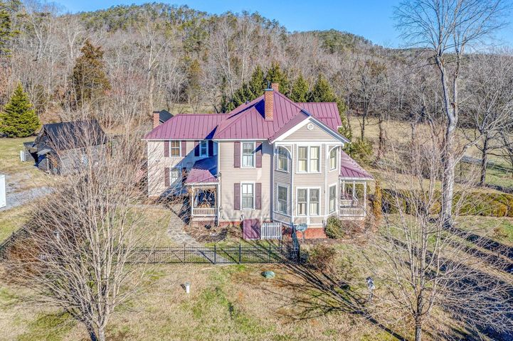 44 Sonnys Geta WAY, Eagle Rock, VA 24085