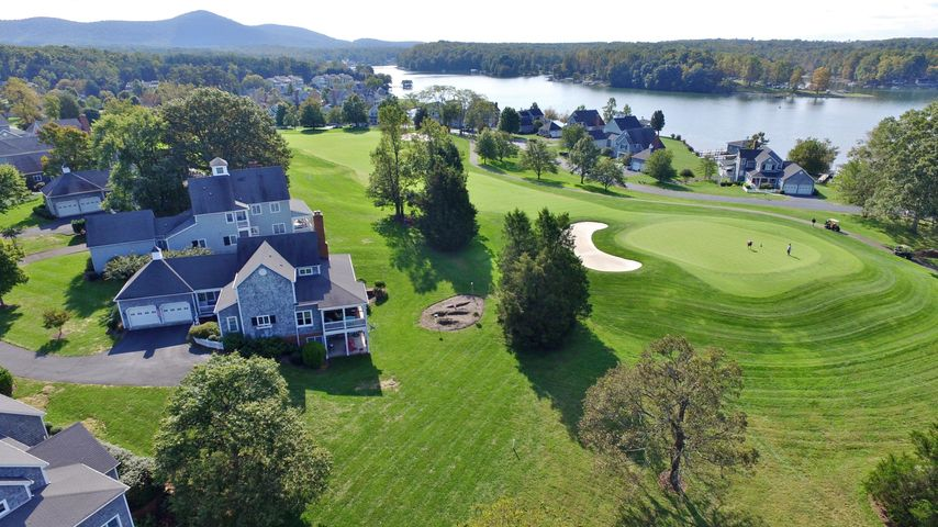 235 Golfers Crossing DR, Penhook, VA 24137