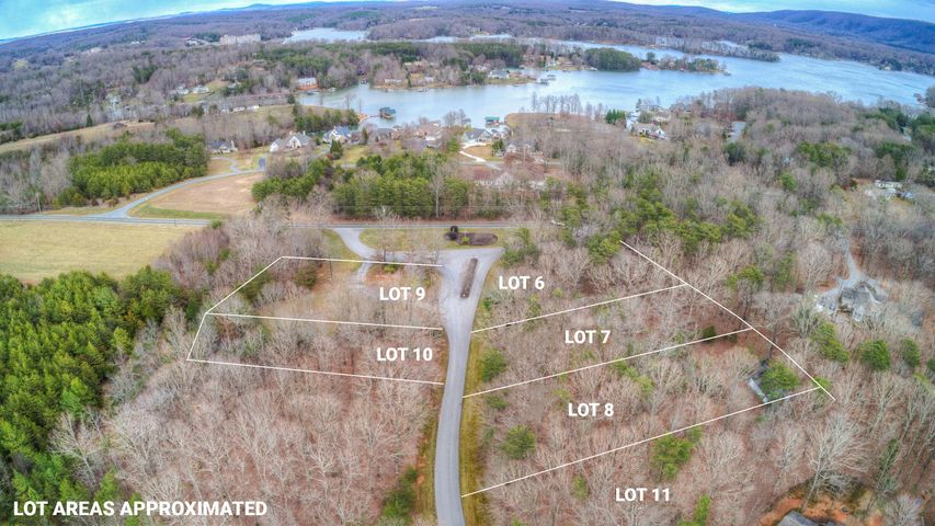 Lot 9 Heather LN, Huddleston, VA 24104