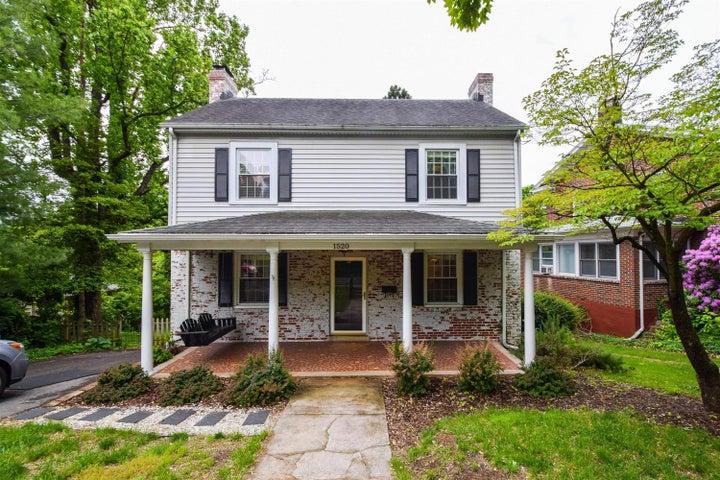 1520 Terrace RD SW, Roanoke, VA 24015