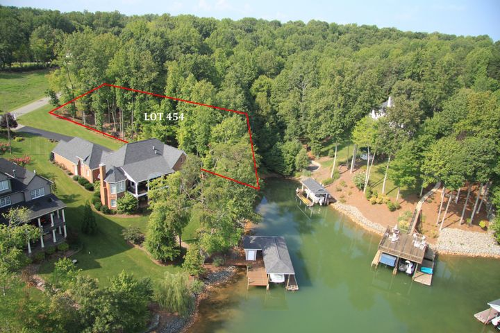 LOT 454 EAST POINTE DR, Penhook, VA 24137