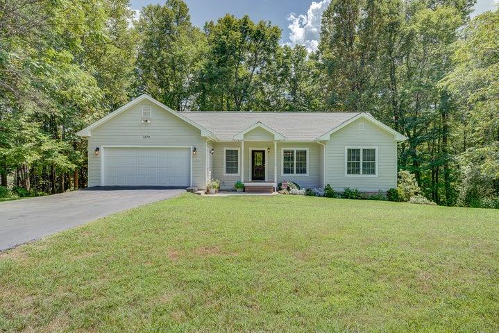 1470 Windlass RD, Moneta, VA 24121
