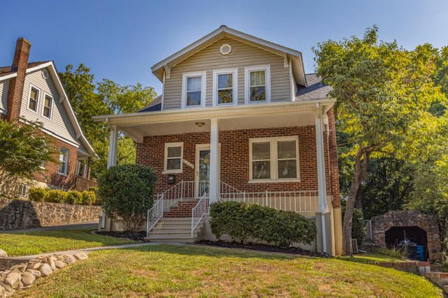 Grandin Ct, 3 BR, 2 Bath home in highly desirable SW Roanoke area. Rocking chair front porch, Close to Murray Run Greenway, Fenced yard, Brand new roof in July 2020, Hardwood Floors, Lots of Charm and Character.