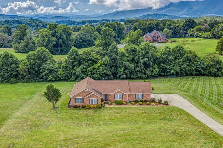 1.58 acre Country Setting