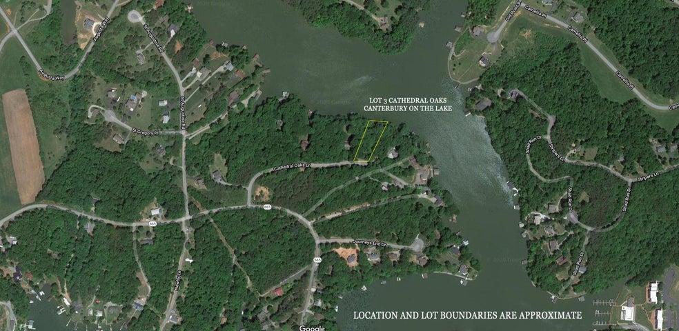 Lot 3 Cathedral Oaks LN, Wirtz, VA 24184