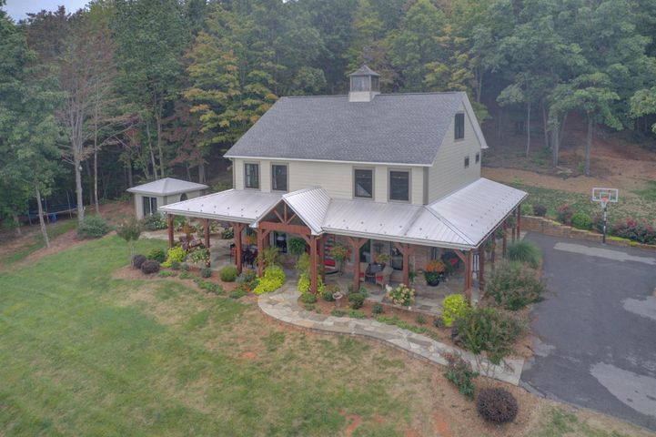 589 Timber Ridge RD, Glade Hill, VA 24092
