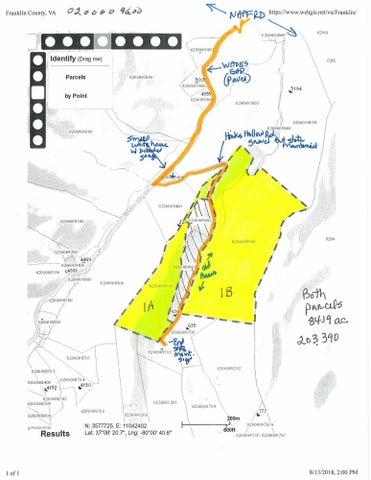 0 Hicks Hollow RD, Boones Mill, VA 24065