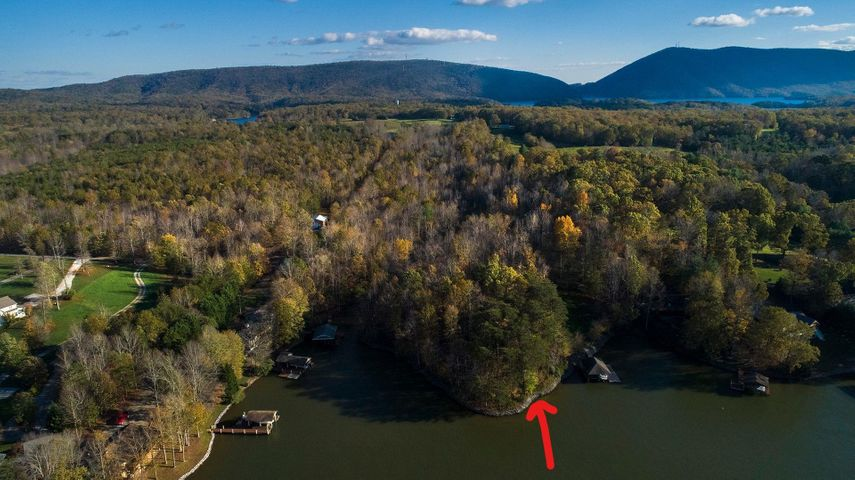 5 Plus acre lakefront tract
