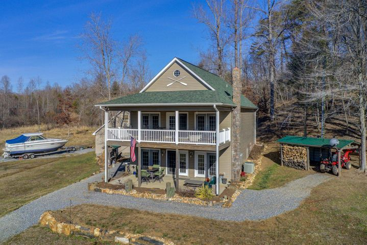 2679 Skyway DR, Moneta, VA 24121