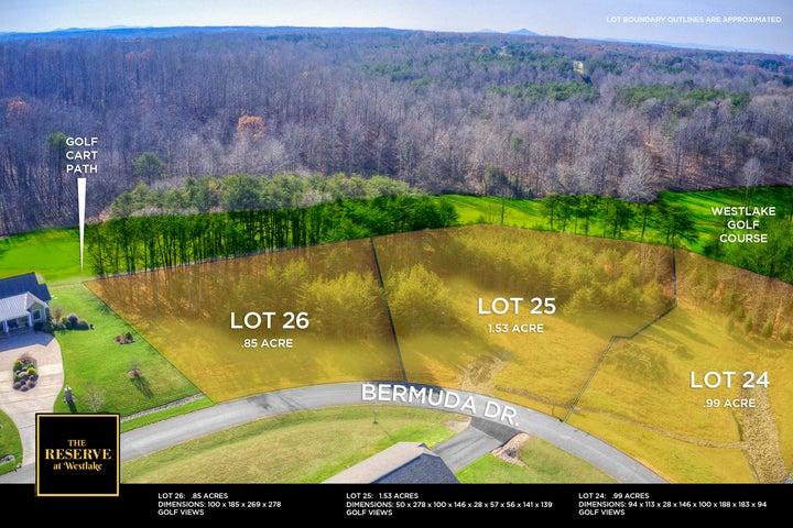 Lot 24 Bermuda DR, Hardy, VA 24101