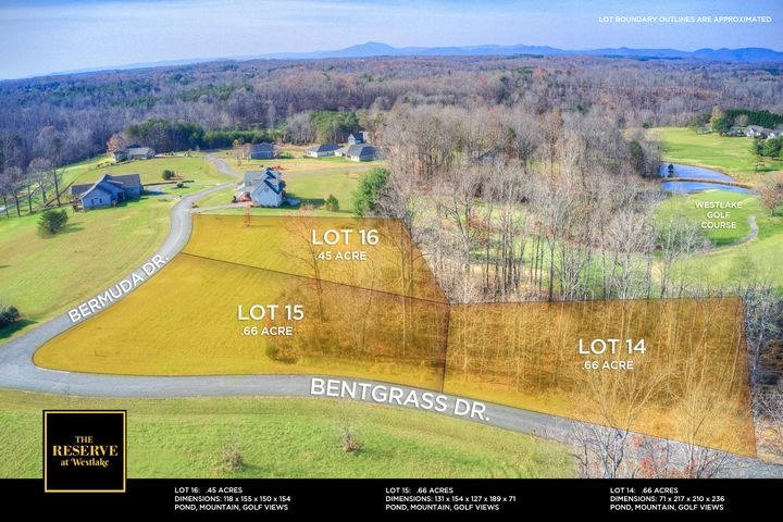 Lot 14 Bentgrass DR, Hardy, VA 24101