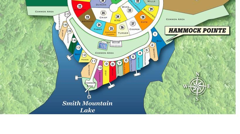 Lot 4 Hammock Pointe DR, Moneta, VA 24121