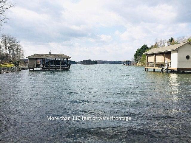 Premier Waterfront Lot