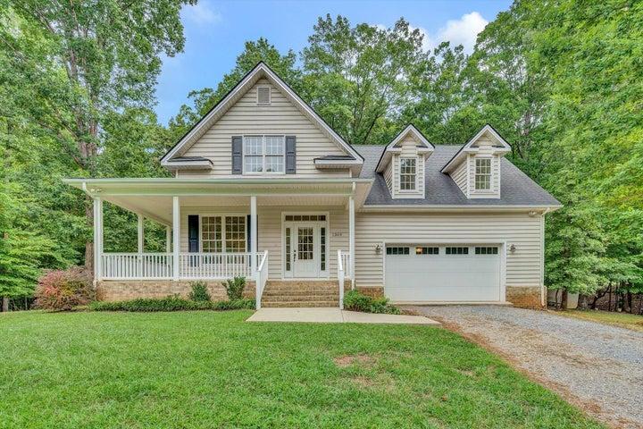1309 West Pine Ridge RD, Huddleston, VA 24104