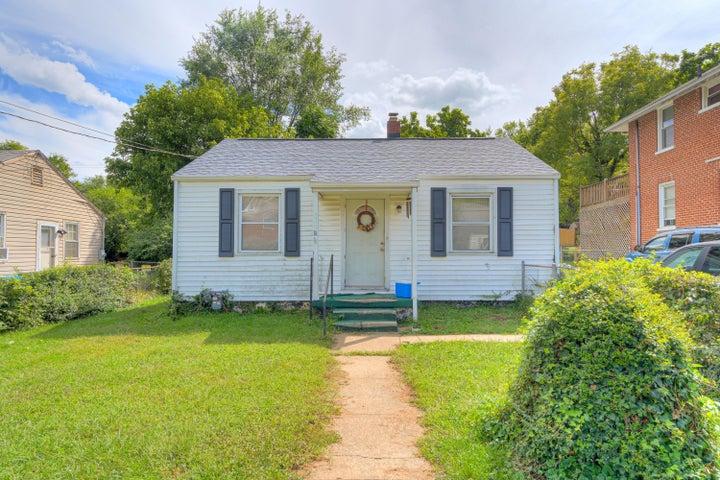 2512 Winthrop AVE SW, Roanoke, VA 24015
