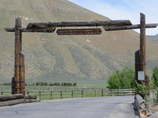 Griffin Ranch Entrance
