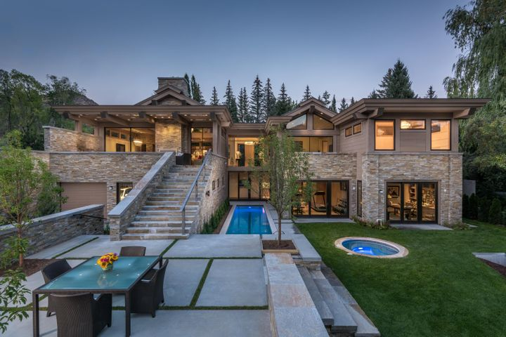www.620-6thStreet.com | Outstanding new contemporary residence in the heart of Ketchum/Sun Valley