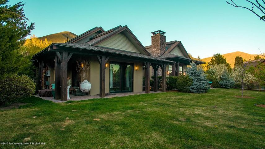"""Custom built """"Green"""" Craftsman styled with a Mountain Modern feel."""