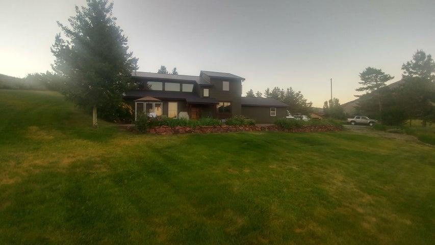 Front (West) elevation.