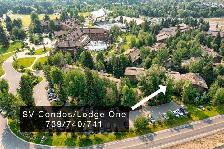 828 Sun Valley Condo Dr, Lodge 1 Units 739/40/41, Sun Valley, ID 83353