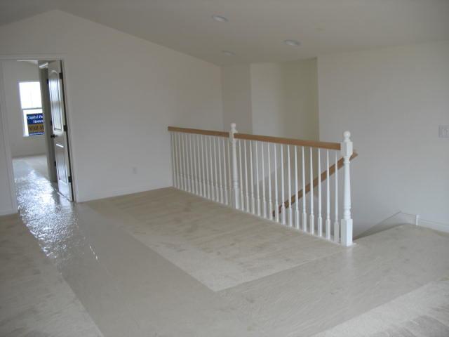 Staircase to Bonus-4th Bedroom