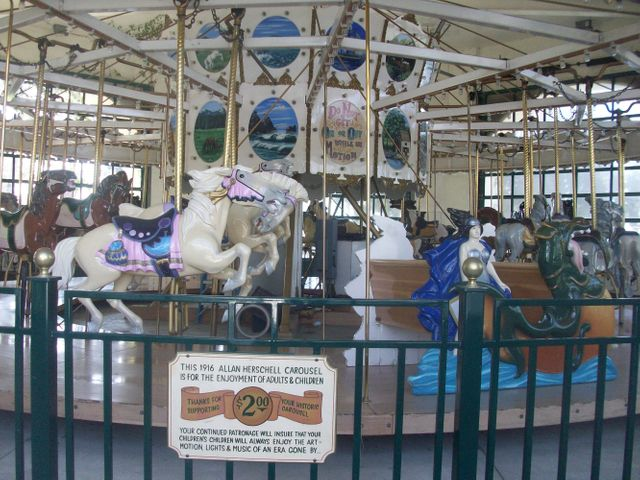 Chase Palm Parks Carousel