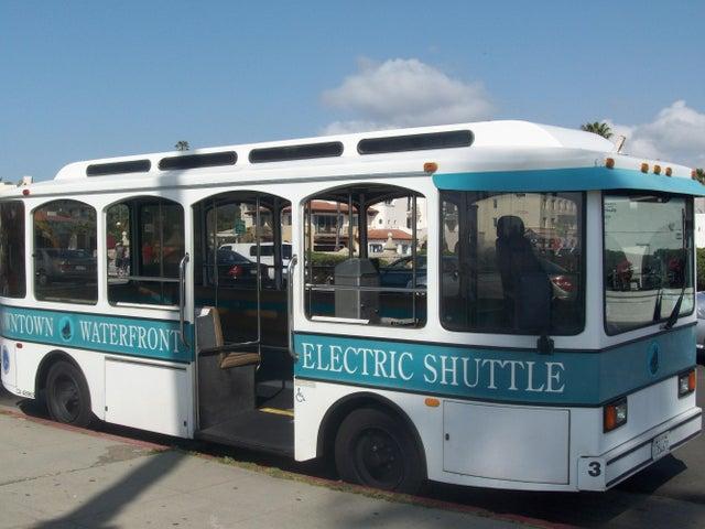 Electric Shuttle