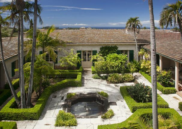 Courtyard 3 & Ocean View