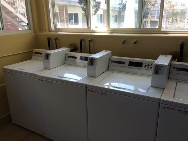 Awesome Laundry Facilities