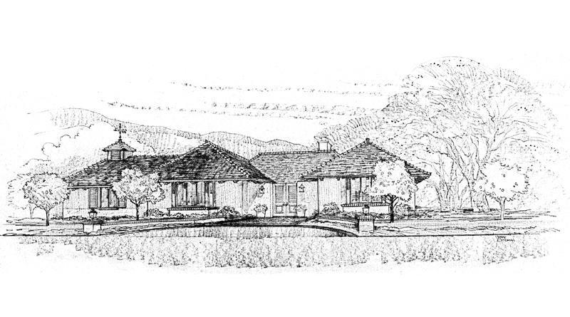 Ketzel & Goodman Architectural Rendering
