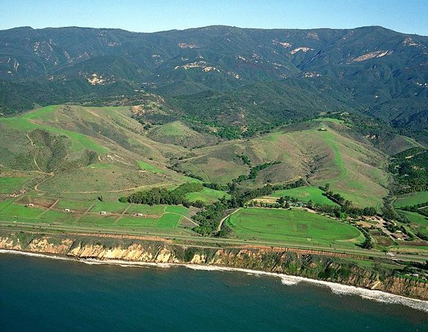 El Capitan Ranch, 200 +/- acres strewn between the Pacific Ocean, Los Padres Forest and Santa Ynez Mountain Range