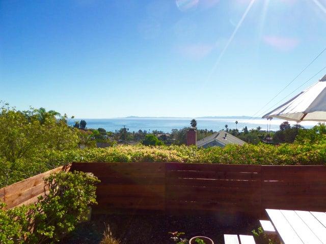 Ocean & Island View
