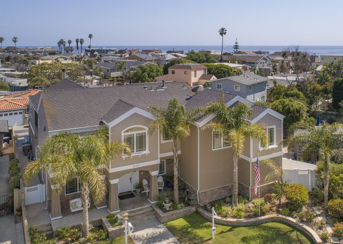 Live the quintessential California lifestyle at this classic beachside home!