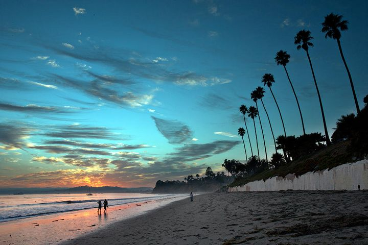 The Infamous Butterfly Beach