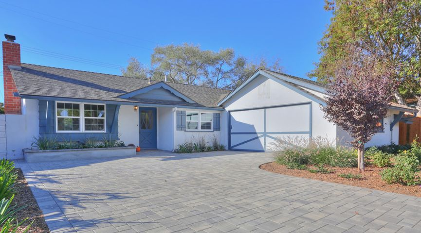 Attached Garage. Newer front yard landscaping.
