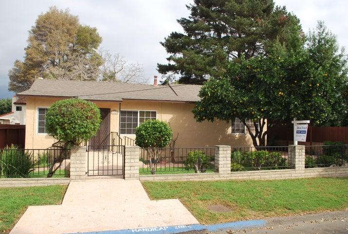 1114 San Pascual St, SANTA BARBARA, CA 93101