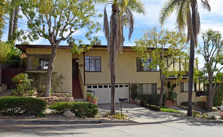 1416-1418 Alta Vista Rd, SANTA BARBARA, CA 93103