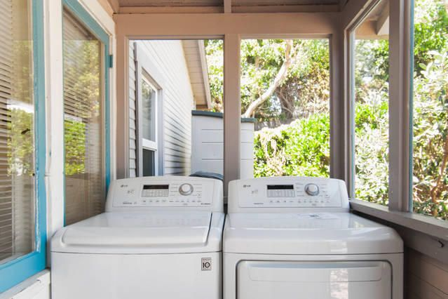 Butterfly Washer & Dryer