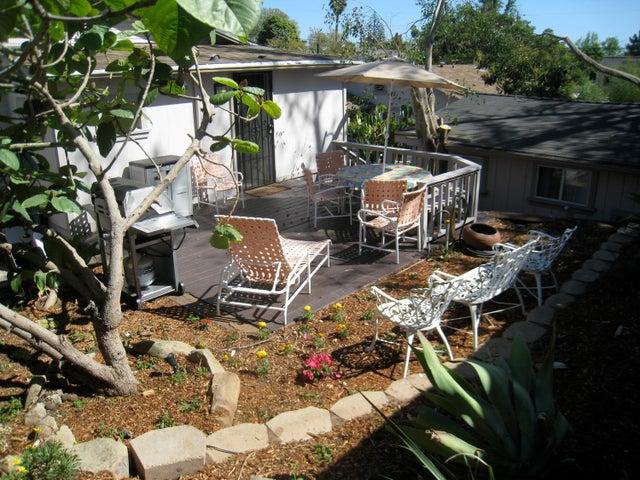 Back Deck/Yard