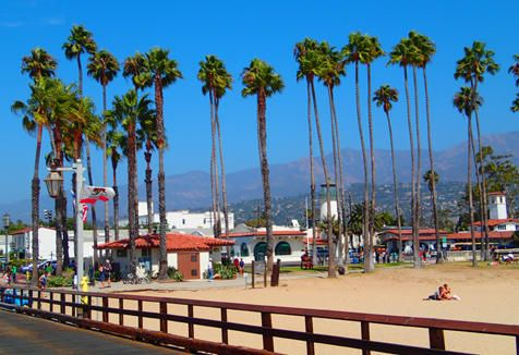 Nearby: Santa Barbara Wharf