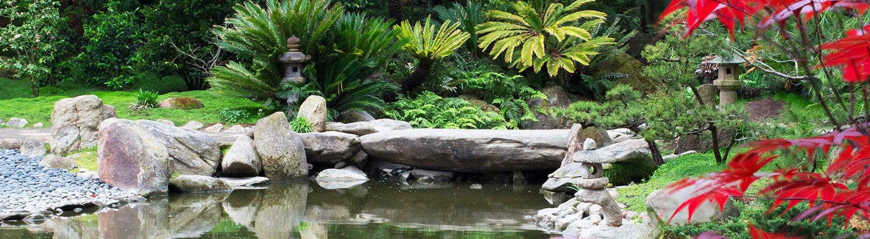 Nearby: Lotusland Japanese Garden