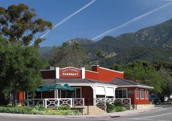 Nearby: Montecito Upper Village
