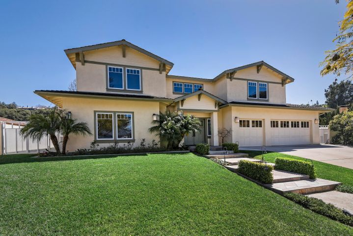1010 Belmonte is an impeccably built, spacious home, filled with natural light.