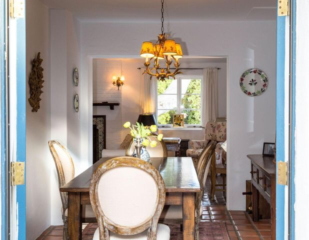 Dining Room from Patio